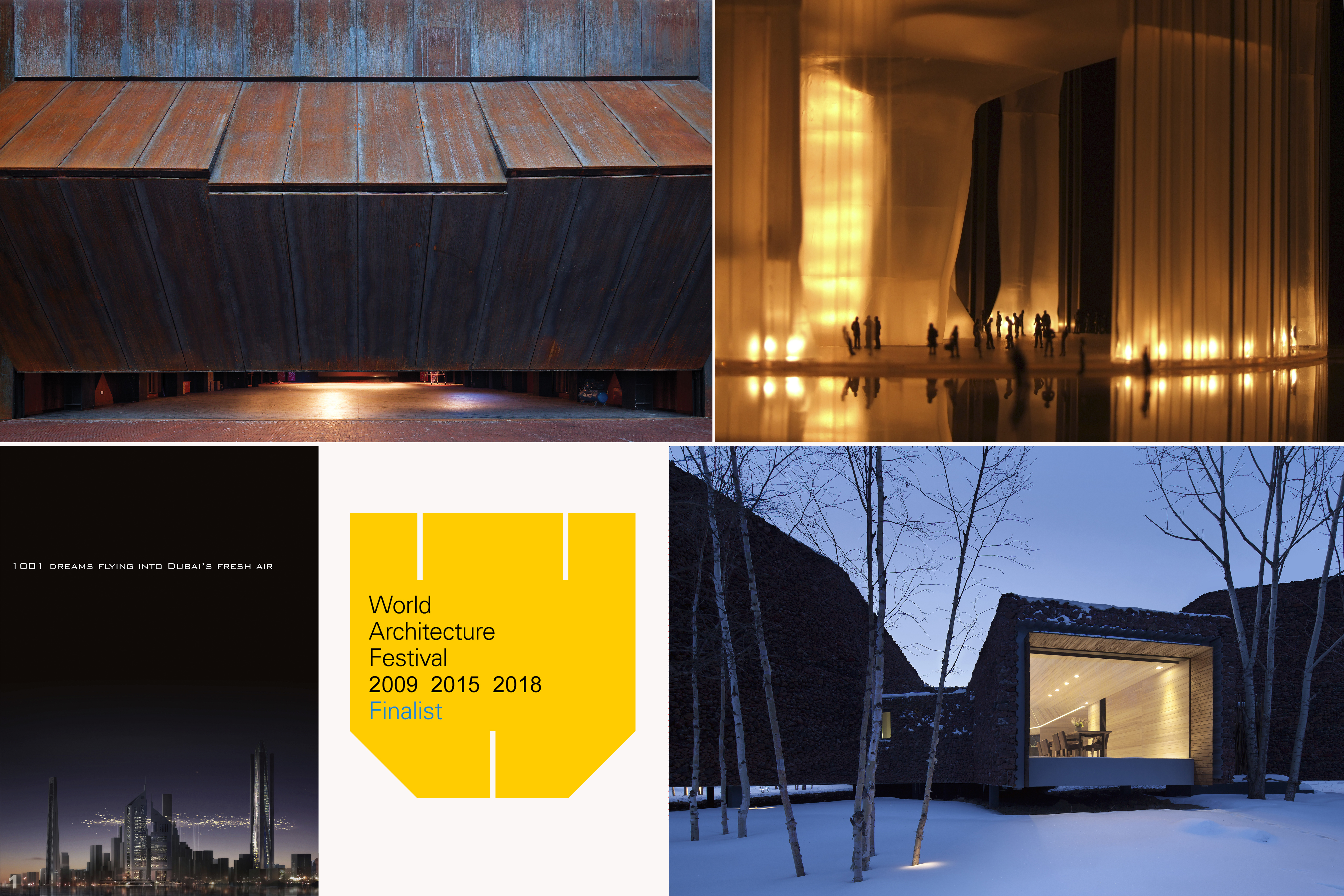 <strong>WAF Awards|入选</strong>
